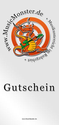 MusicMonster Gutscheine